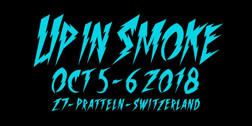 Tickets Up In Smoke , Festival Vol. VI in Pratteln