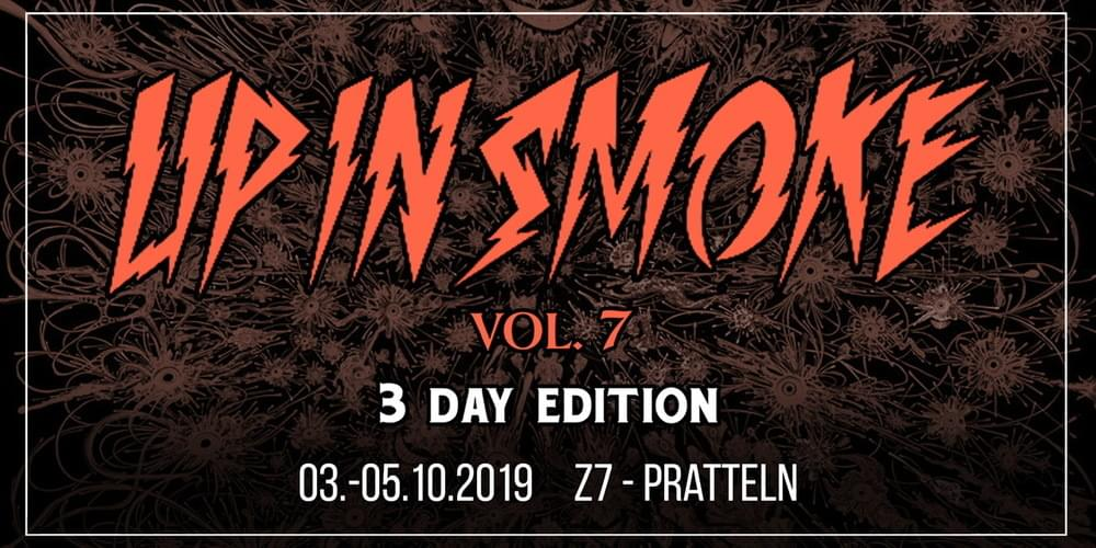 Tickets Up In Smoke, Vol. 7 in Pratteln