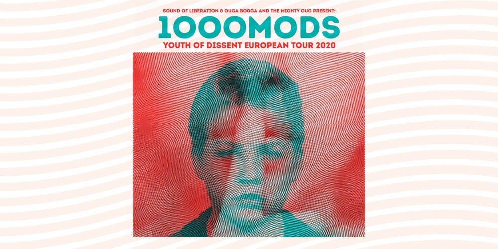 Tickets 1000mods, Youth of Dissent European Tour 2020 in Hamburg